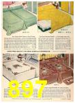 1956 Sears Fall Winter Catalog, Page 897
