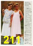 1987 Sears Spring Summer Catalog, Page 211