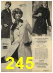 1968 Sears Fall Winter Catalog, Page 245