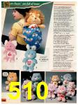 1985 Sears Christmas Book, Page 510