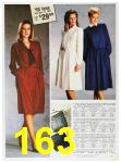 1985 Sears Fall Winter Catalog, Page 163