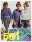 1988 Sears Fall Winter Catalog, Page 561