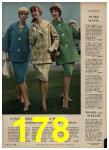 1962 Sears Spring Summer Catalog, Page 178