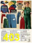 1981 Sears Spring Summer Catalog, Page 403