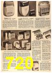 1960 Sears Fall Winter Catalog, Page 720