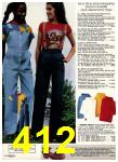 1980 Sears Spring Summer Catalog, Page 412