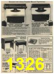 1980 Sears Fall Winter Catalog, Page 1326