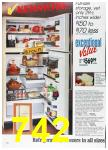 1988 Sears Fall Winter Catalog, Page 742