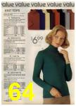 1979 Sears Fall Winter Catalog, Page 64