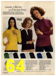 1972 Sears Fall Winter Catalog, Page 64