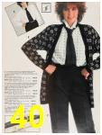 1987 Sears Fall Winter Catalog, Page 40