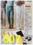 1988 Sears Spring Summer Catalog, Page 507