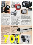 1988 Sears Fall Winter Catalog, Page 701