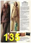 1976 Sears Fall Winter Catalog, Page 135