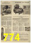 1960 Sears Spring Summer Catalog, Page 774