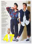 1985 Sears Fall Winter Catalog, Page 47