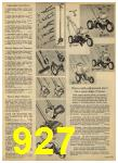 1965 Sears Spring Summer Catalog, Page 927