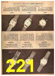 1962 Sears Fall Winter Catalog, Page 221