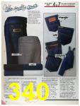 1986 Sears Fall Winter Catalog, Page 340