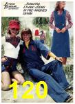 1977 Sears Spring Summer Catalog, Page 120