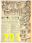 1949 Sears Spring Summer Catalog, Page 701