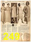 1958 Sears Fall Winter Catalog, Page 249