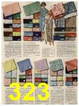 1960 Sears Spring Summer Catalog, Page 323