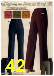 1979 Sears Fall Winter Catalog, Page 42