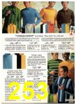 1969 Sears Fall Winter Catalog, Page 253