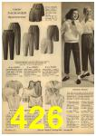 1961 Sears Spring Summer Catalog, Page 426