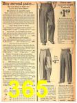 1942 Sears Spring Summer Catalog, Page 365