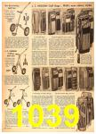 1958 Sears Spring Summer Catalog, Page 1039