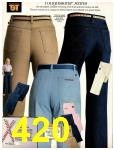 1981 Sears Spring Summer Catalog, Page 420