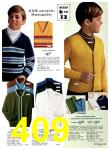 1969 Sears Fall Winter Catalog, Page 409