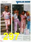 1985 Sears Spring Summer Catalog, Page 297