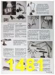 1964 Sears Fall Winter Catalog, Page 1481