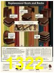 1978 Sears Fall Winter Catalog, Page 1322