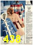1977 Sears Fall Winter Catalog, Page 438