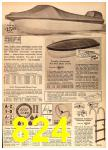 1964 Sears Spring Summer Catalog, Page 824