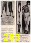 1965 Sears Fall Winter Catalog, Page 263
