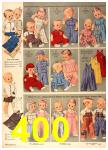 1958 Sears Spring Summer Catalog, Page 400