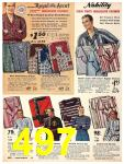 1940 Sears Fall Winter Catalog, Page 497