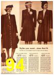 1942 Sears Spring Summer Catalog, Page 94