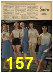 1962 Sears Spring Summer Catalog, Page 157