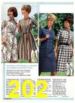 1969 Sears Spring Summer Catalog, Page 202
