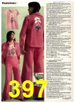 1976 Sears Fall Winter Catalog, Page 397