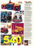 1996 JCPenney Christmas Book, Page 540