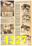 1962 Sears Fall Winter Catalog, Page 1327