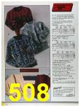 1986 Sears Fall Winter Catalog, Page 508