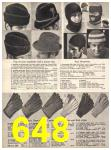 1971 Sears Fall Winter Catalog, Page 648